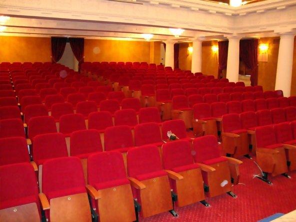 Butacas para teatros - Venta e instalación de butacas para teatros