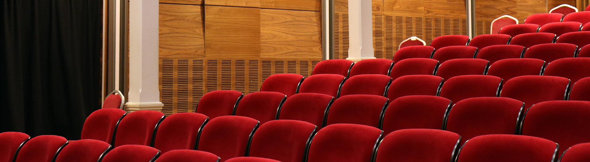 Butacas para teatros - Fabricante de butacas para teatros