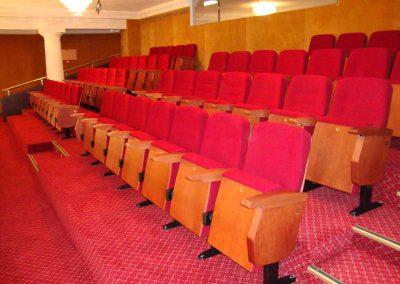 Fabricante de butacas para teatros y cines