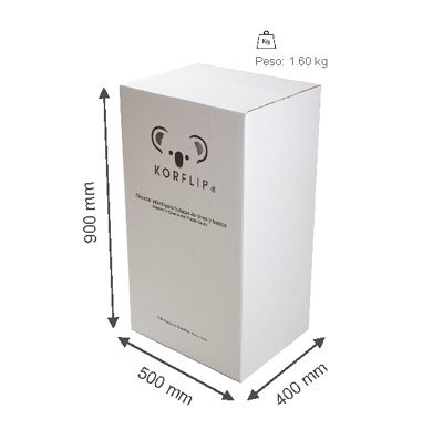 Medidas y dimensiones caja alzadores infantiles - DecoratelESPAÑA