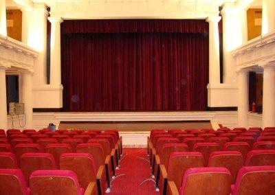 Telones para teatro - Teatro Cajasol - DecoratelESPAÑA