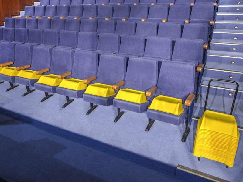 Alzadores Infantiles Korpflip Amarillos en Cines