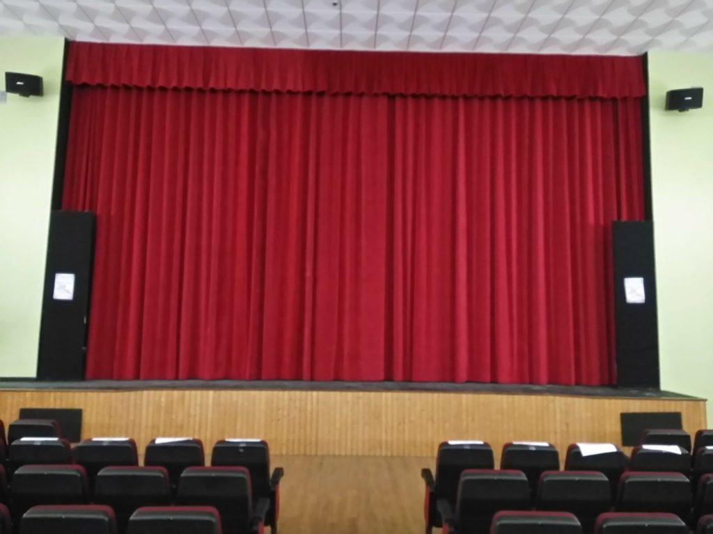 Teatro  de Gelves ( Sevilla )